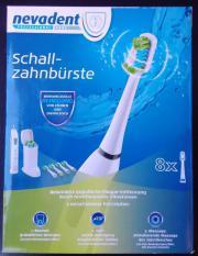 Schall Zahnbürste neu