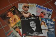 Schallplatten, LPs