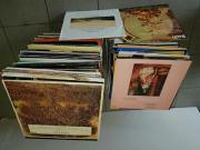 Schallplattensammlung Klassik