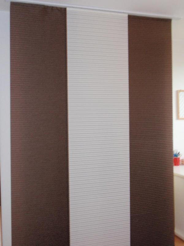 schiebevorh nge in m nchen gardinen jalousien kaufen und verkaufen ber private kleinanzeigen. Black Bedroom Furniture Sets. Home Design Ideas