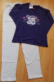 Schlafanzug ++ Gr. 164