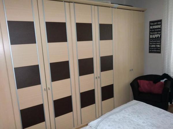 Schlafzimmer komplett Super Zustand Markenmöbel Bett,Schrank ...