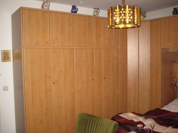 Schlafzimmer Bett Und Schrank: Komplett Schlafzimmer Siena, Haus  Raumgestaltung