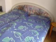 Schlafzimmergarnitur Kirschbaum furniert