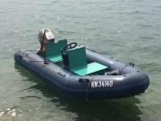 Schlauchboot Zodiak / Bombard