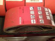 Schleifbänder für Bandschleifer