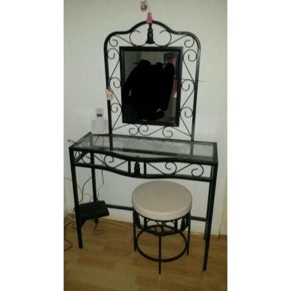 spiegel schwarz neu und gebraucht kaufen bei. Black Bedroom Furniture Sets. Home Design Ideas