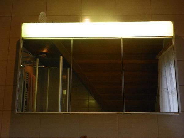 Spiegelschrank 120 kaufen gebraucht und g nstig - Spiegelschrank 3 turen ...