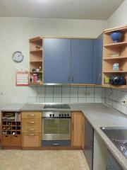 Schöne Küche incl.
