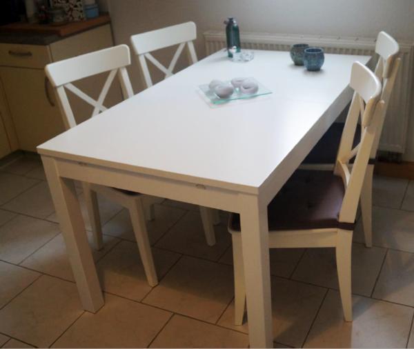 Tisch ausziehbar neu und gebraucht kaufen bei for Esszimmertisch gebraucht