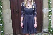Schönes Kleid für