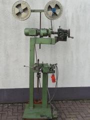 Schränkmaschine für Bandsägen