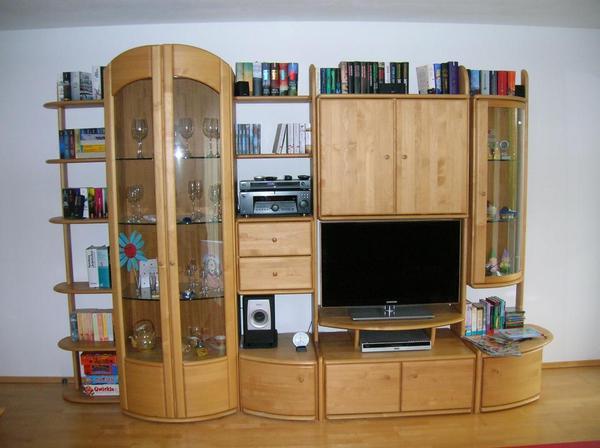 Wohnwand tv neu und gebraucht kaufen bei for Hochwertige wohnwand