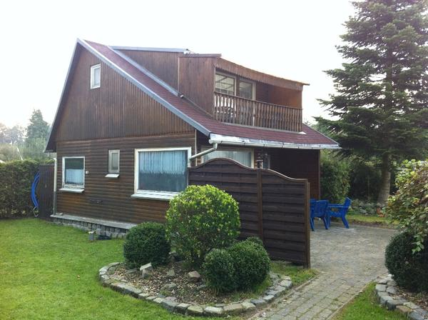 Schrebergarten Ferien Wochenend Haus an der Nordsee in