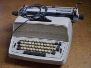 Schreibmaschine Triumpf elektric