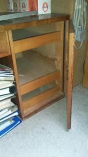 Schreibtisch alt und