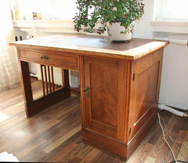 schreibtisch antik neu und gebraucht kaufen bei. Black Bedroom Furniture Sets. Home Design Ideas