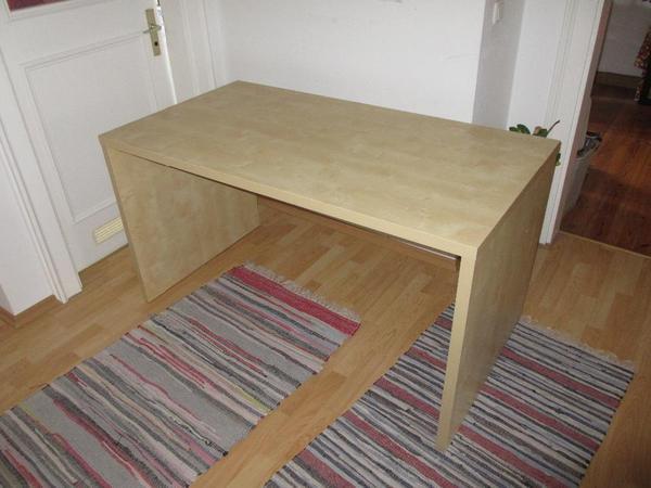 schreibtisch ikea malm gebraucht. Black Bedroom Furniture Sets. Home Design Ideas