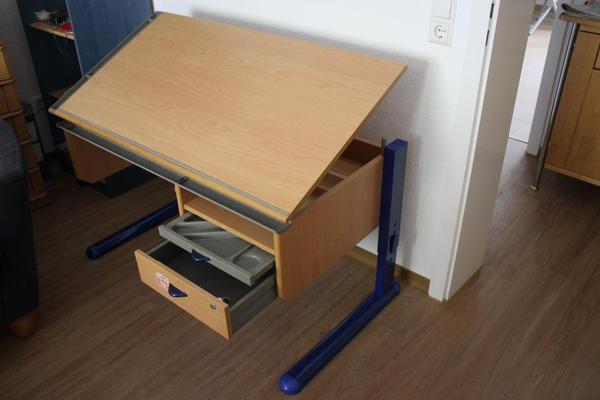 Arbeitsplatte neu und gebraucht kaufen bei for Schreibtisch buchefarben