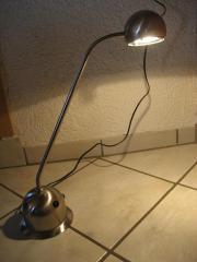 Schreibtischlampe; Halogenlampe, Metalllampe