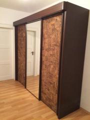 schwebetuerenschrank haushalt m bel gebraucht und neu kaufen. Black Bedroom Furniture Sets. Home Design Ideas