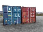 Seecontainer 20 Fuß