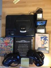 Sega Mega Drive +