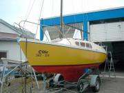 Segelboot - Kajütboot,