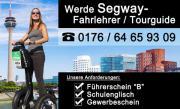 Segway-Tourguide m/