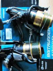 Shimano Baitrunner 4000D