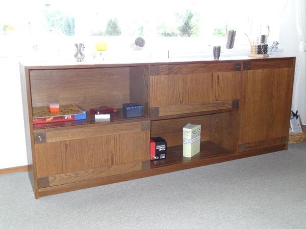 h lsta wohnwand. Black Bedroom Furniture Sets. Home Design Ideas