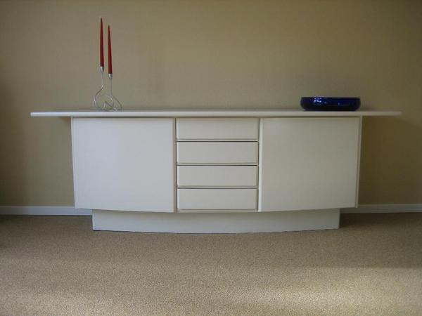 sideboard weiss neu und gebraucht kaufen bei. Black Bedroom Furniture Sets. Home Design Ideas
