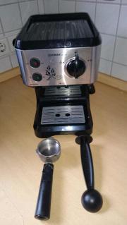 Siebträger Kaffemaschine/ Tausch