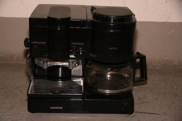 kaffee espressomaschinen haushaltsger te ingolstadt donau gebraucht kaufen. Black Bedroom Furniture Sets. Home Design Ideas