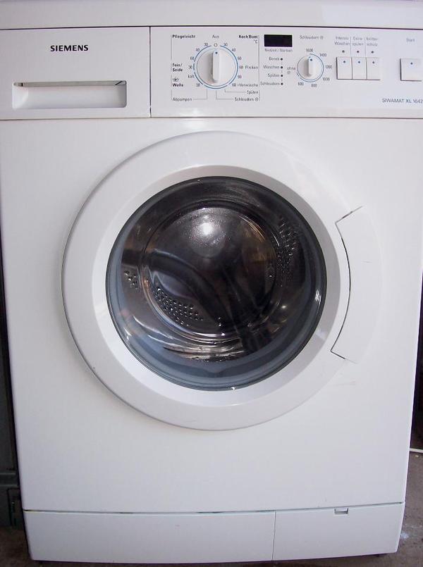 siemens xl extraklasse waschmaschinen. Black Bedroom Furniture Sets. Home Design Ideas