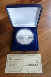 Silber Gedenk-Medaille