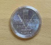 Silbermünze 25 Kroner