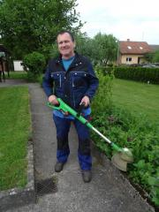 Sinsheim-Eppingen: Gartenarbeiten