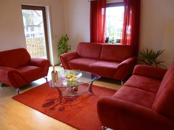 gut erhaltene bequeme und moderne sitzgruppe in der n he des bhf heidelbergs abzuholen ca. Black Bedroom Furniture Sets. Home Design Ideas