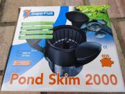 SKIMMER Pond Skim