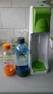Sodastream mit 3
