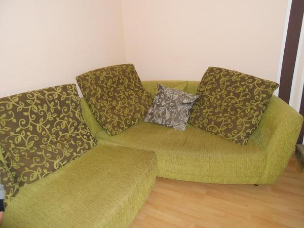 sofa gr n von ultsch modell 705 genf in langenzenn polster sessel couch kaufen und. Black Bedroom Furniture Sets. Home Design Ideas