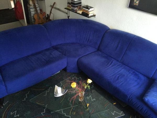 sofa mit ecke f r 6 personen in berlin polster sessel couch kaufen und verkaufen ber. Black Bedroom Furniture Sets. Home Design Ideas