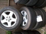 Sommerreifen VW Touareg