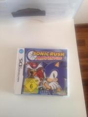 Sonic Rush Abventure -