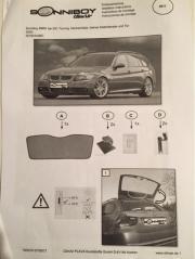 Sonnenschutz für BMW