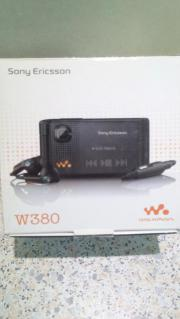 Sony Klapphandy W380