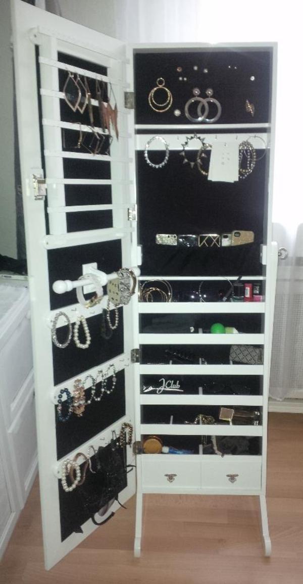 spiegelschmuck schrank schr nke sonstige schlafzimmerm bel. Black Bedroom Furniture Sets. Home Design Ideas