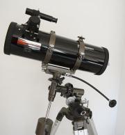 Spiegelteleskop der Firma