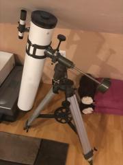 Spiegelteleskop / Teleskop